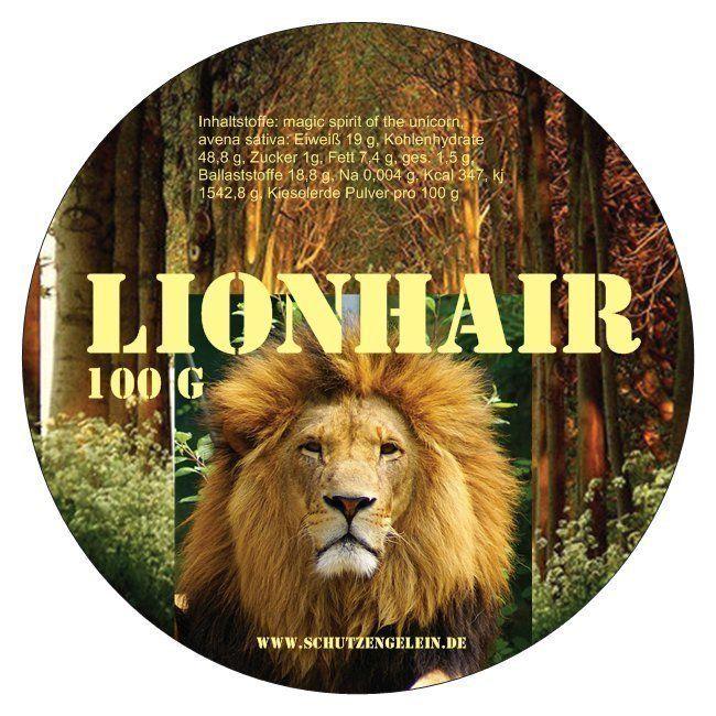 kräftiger Haarwuchs, Lionhair