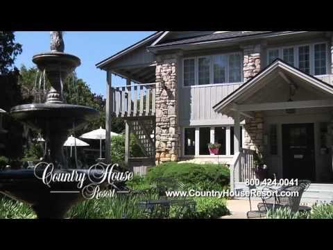 Country House Resort--Door County Resort located in Sister Bay, Wisconsin
