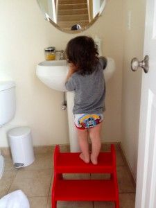 My potty training tips (potty training a 20 month old)