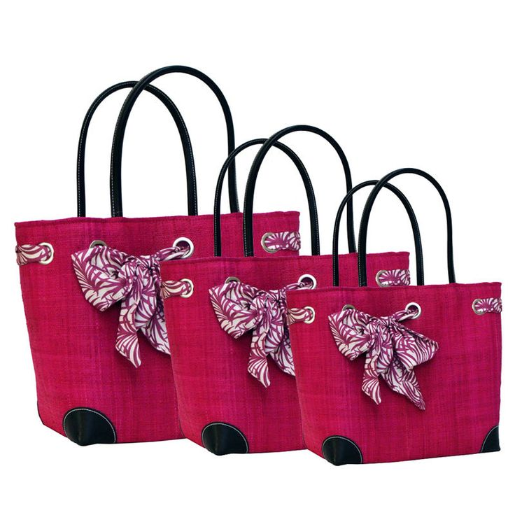 Hot Pink #Baskets Online | The French Shoppe