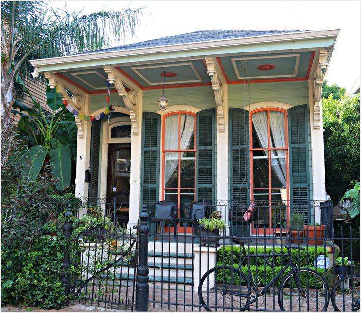 die besten 25 new orleans h user ideen auf pinterest new orleans city french quarter und. Black Bedroom Furniture Sets. Home Design Ideas