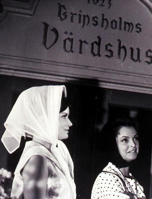 Jana Brejchová  Zámek Gripsholm / Schloß Gripsholm (1963)