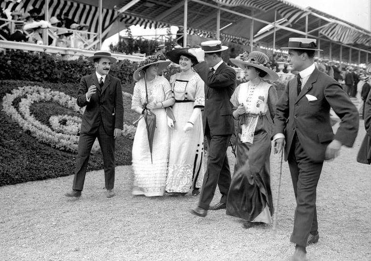 Barcelona, club de polo 1912. Arxiu SPAL. Diputacio de Barcelona. Frederic…