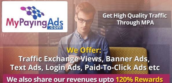My Paying Ads The most popular and still stable program !