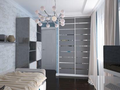 Проект детской комнаты от студии Kucherenko Design
