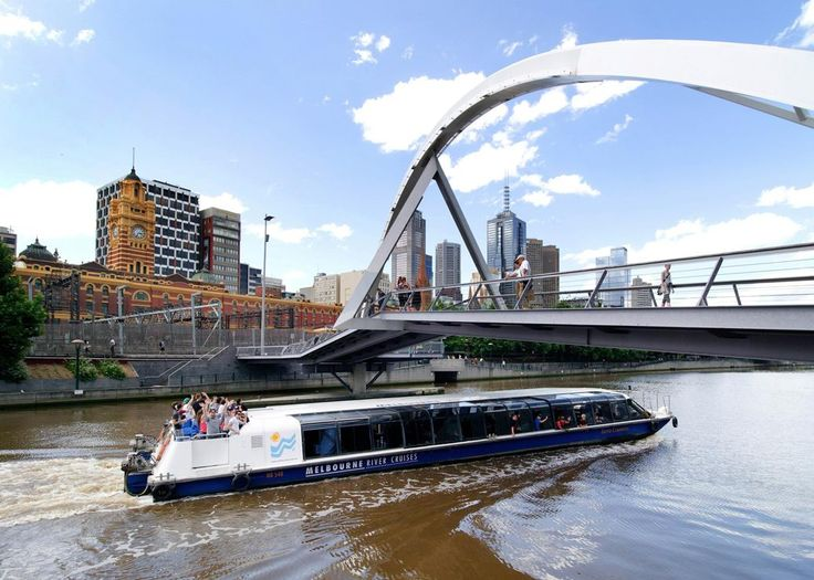 Cruises & Boat Hire in Melbourne | Melbourne River Cruises