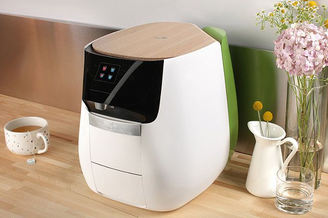 1 | A Sleek-Looking Water Filter And Seltzer Maker In One | Co.Design | business + design