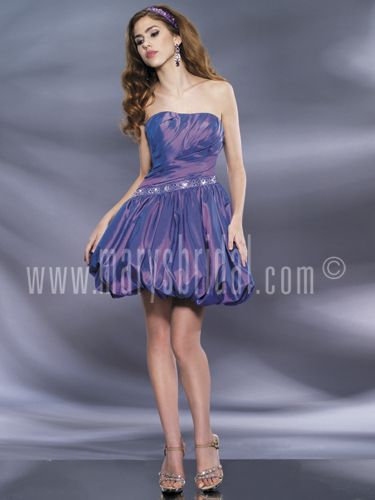 Astra Formal - Kiss Kiss 3796   Size 6 Purple