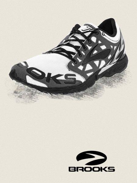 Brooks Unisex T7 Racer Running Shoes