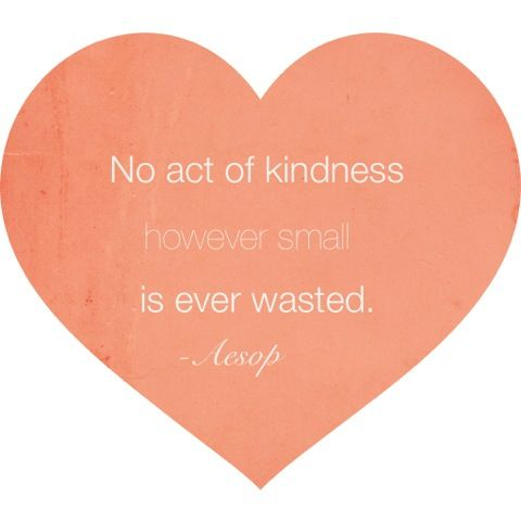 Check out Eurasia Cafe's Random Acts of Kindness Challenge!  Spread joy, one act at a time :)