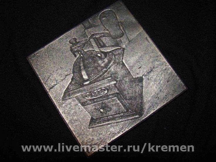 Купить декоративные вставки и другие работы для примера - бронзовая плитка, вставка, декоративный элемент, Декор#сувениры#металл