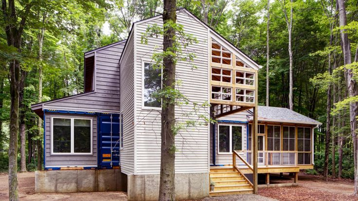 Move over, tiny homes. Shipping container homes are the next big thing. But it turns out, designing and building one is hard work—and it ain't cheap.