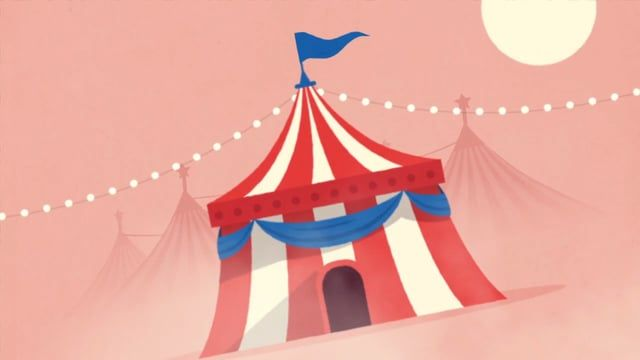 A few months ago I started creating a series of Circus characters as animated loops. Then I decided to put them all together in a short video, mostly to practice illustration and animation. I had a lot of fun doing this project, I hope you like it!  Music: Death at the Circus by Gerrit Wunder / Dorothee Badent