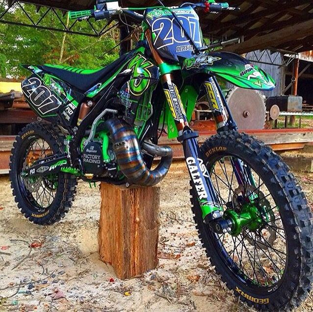 how to build a fmx bike