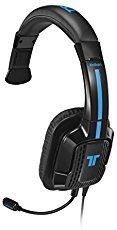 TRITTON Kaiken Mono Chat Headset for PlayStation 4, PlayStation Vita, and Mobile Devices http://ecx.images-amazon.com/images/I/41nCglcwXrL._SL75_.jpg Intuitive Connectivity - Directly connects to the Sony DUALSHOCK 4 wireless controller or PS Vita. A 3.5mm headphone jack enables compatibility with portable gaming consoles including the Nintendo 3DS, plus most tablets and smartphones Simple Audio Controls - An in-line audio controller enables quick adjustments to voic...