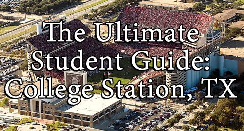 Ultimate College Station, TX Guide. Places to eat, things to do, things to know, and more.