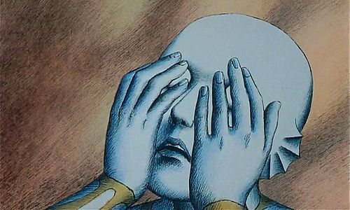 Fantastic Planet | Still frame from 1973 french animated fil ...