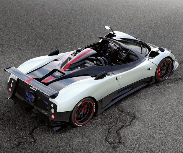 Pagani Zonda Cinque Roadster Wallpaper Pagani Cars Wallpapers In