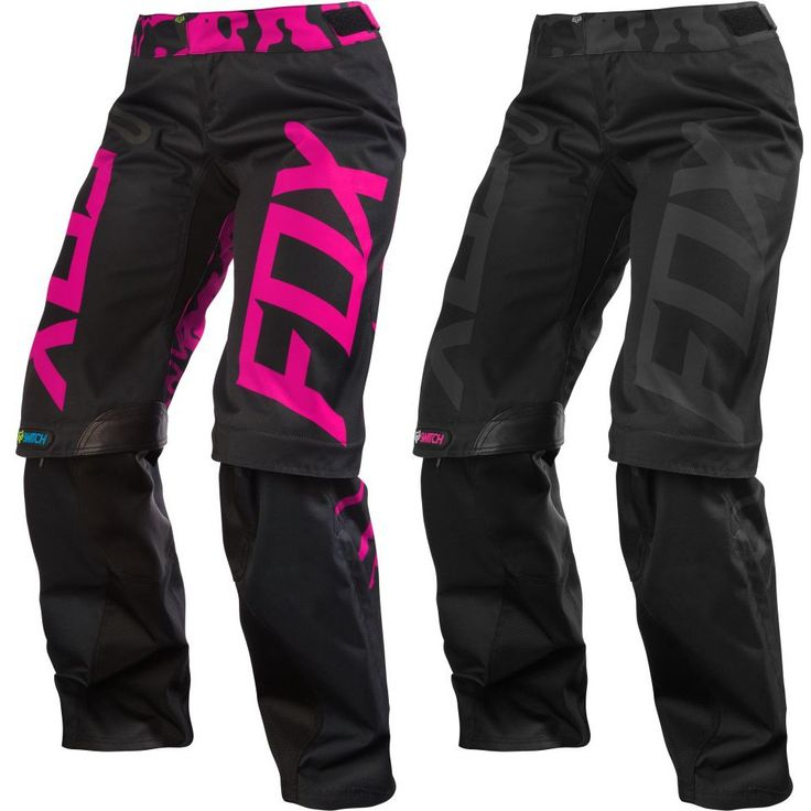 Fox Racing Switch Womens Off Road Dirt Bike Racing Motocross Pants