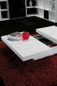 Great Coffee Table Hidden Storage