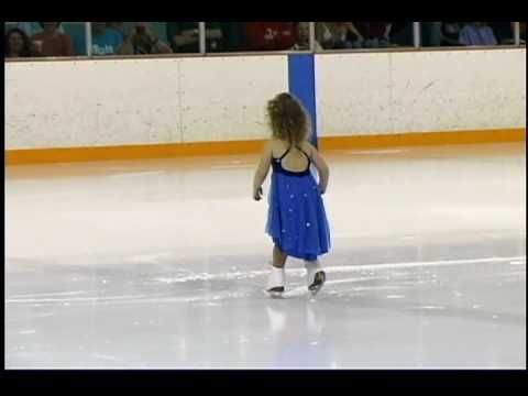 Teaching children to ice skate- Train Up your child in the way they should go and when they are old they will not depart from it.