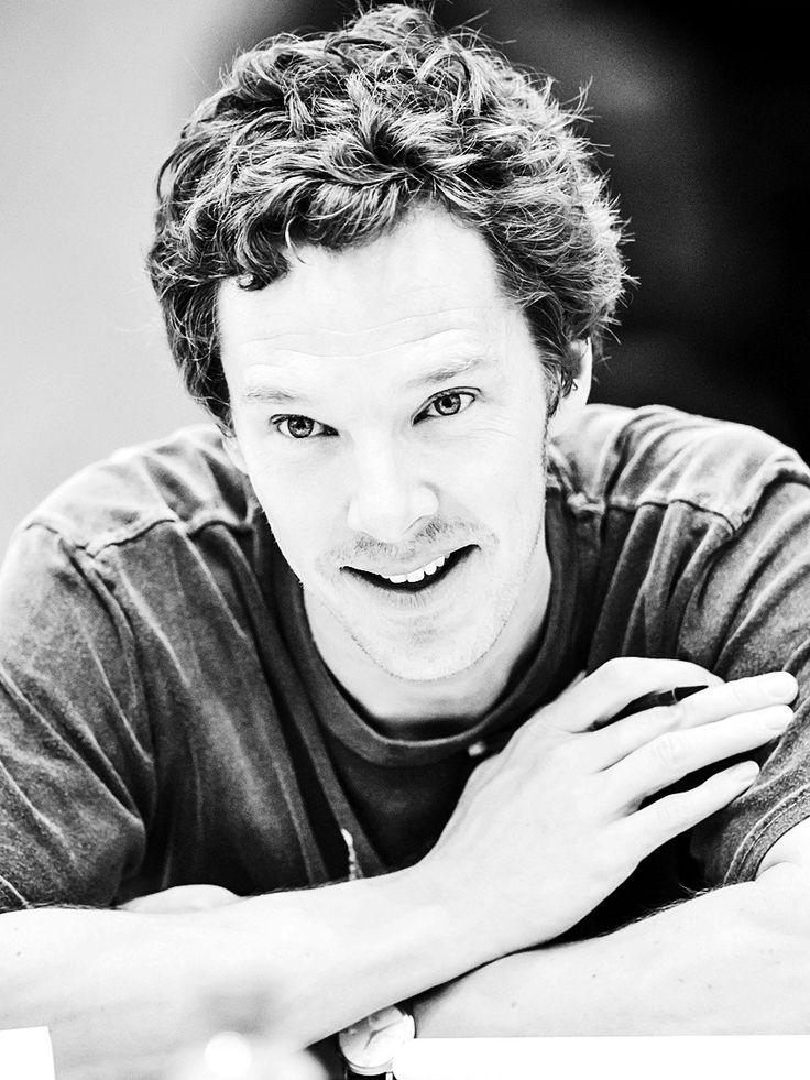 #BenedictCumberbatch   Benedict Cumberbatch(Sherlock) <3,so adorable! - The wolf that kills