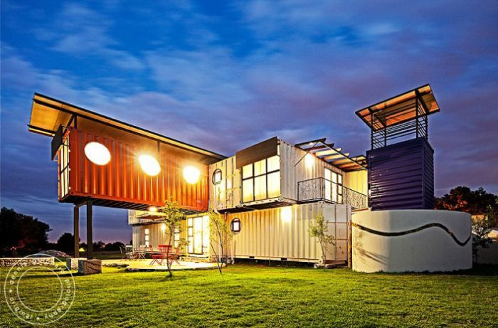 Shipping container homes utilize the leftover steel boxes used in oversea transportation. Check out the best design ideas here.