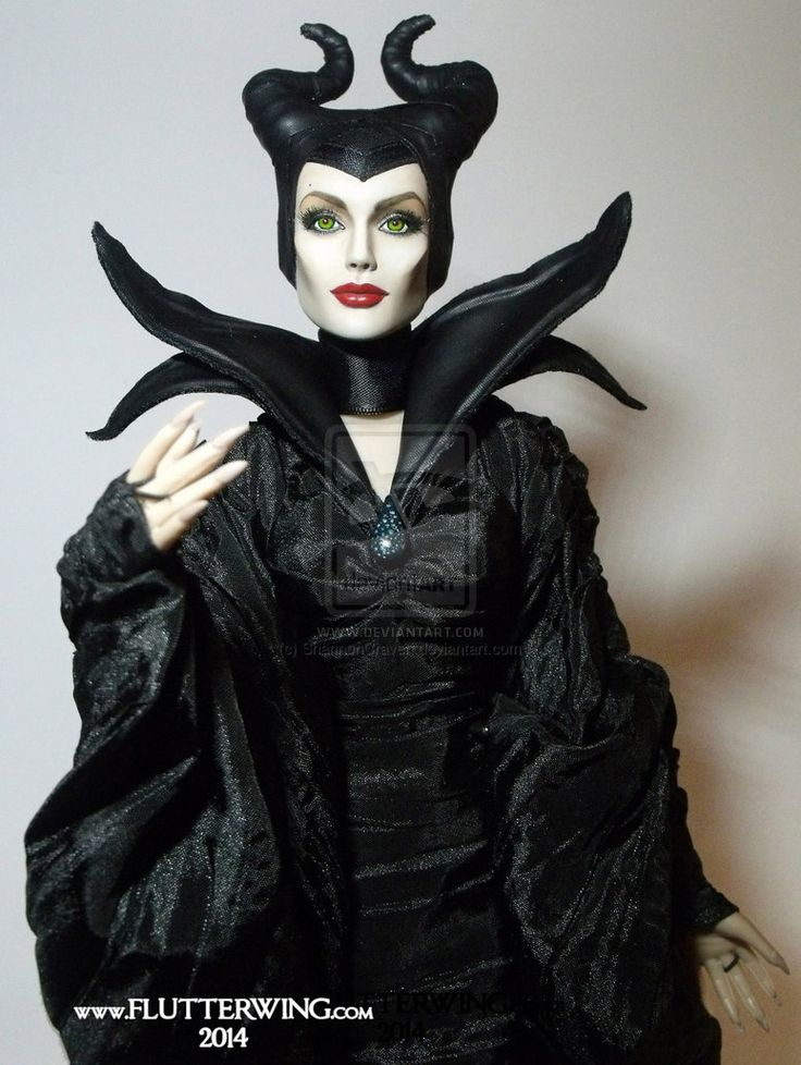 repainted maleficent and prince - photo #39