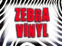 Zebra Print Craft Vinyl