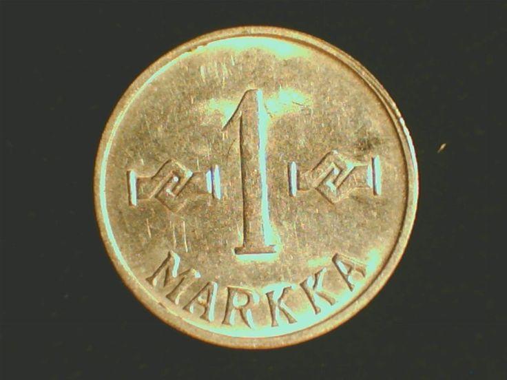 Suomi 1 markka 1961