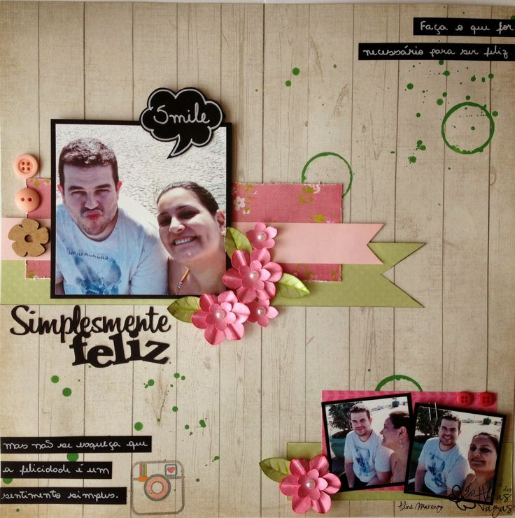 scrapbooking scrapbook scrap layout LO Kaiser Craft Confetti