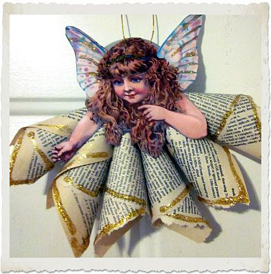 Angel printable from *The Graphics Fairy*
