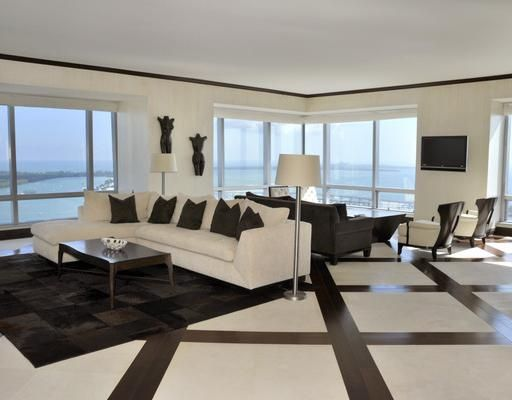 Four seasons miami condo residences interior designs for Interior design styles condominium