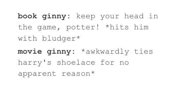 Book Ginny!!!