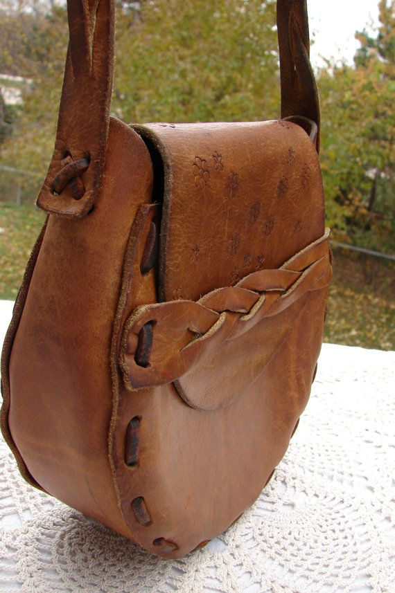 Best 25  Vintage leather bags ideas on Pinterest | Vintage leather ...