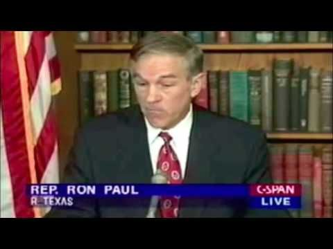 Ron Paul Predicted 9/11 a Decade Ago!!!!!!!!!!!!