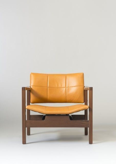 Pair of armchairs SF112 - Hexagone, 1960, by Michel Mortier