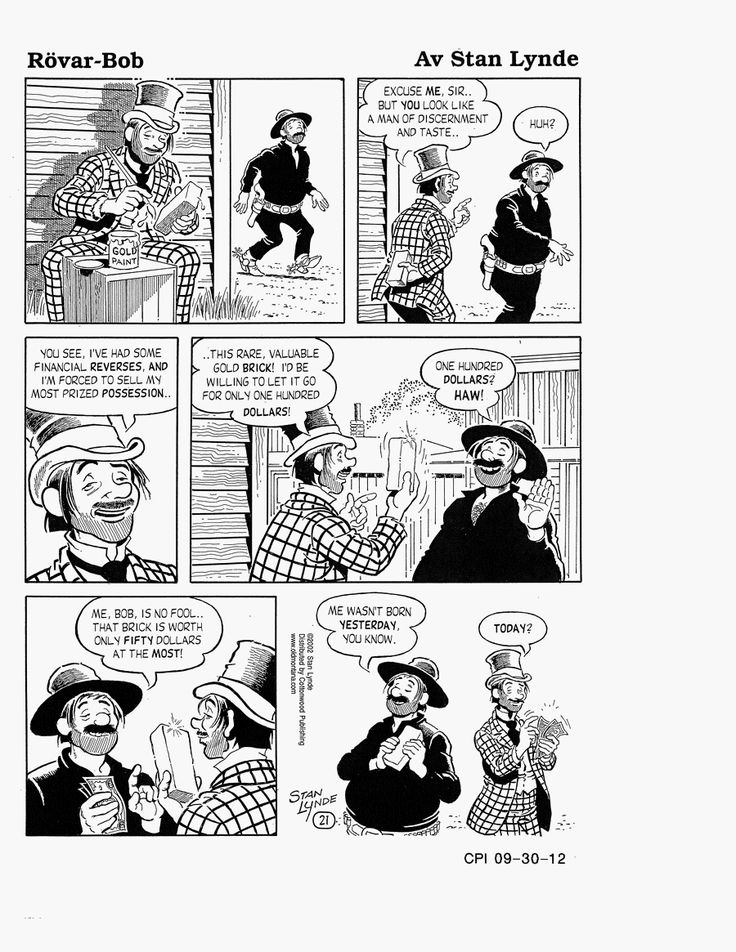 comic strips by stan lynde jpg 1152x768