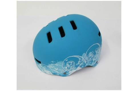 #Bell Faction BMX Helmet With Graphics Size L #Faction BMX Helmet With Graphics Size L (Ex-Demo / Ex-Display) (Ex-Demo / Ex-Display). This is an ex display Helmet which has some minor cosmetic marks and the original box is missing. Please see image.