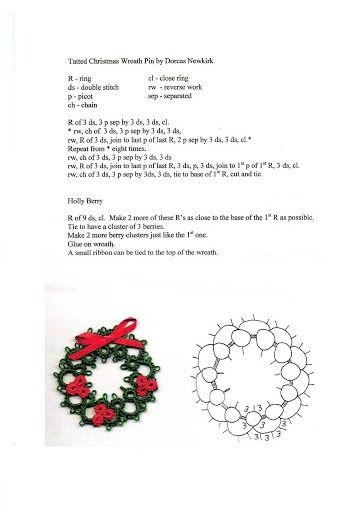 Free patterns_Frivolite - Lada - Picasa Web Album