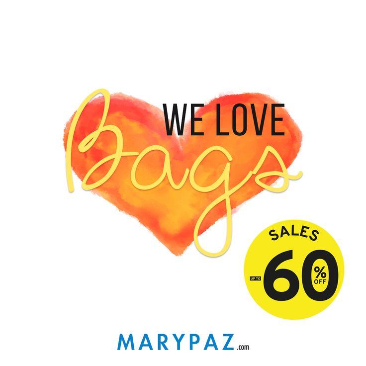 Te encantará nuestra colección de bolsos para este verano :) ¡¡ R E B A J A S M A R Y P A Z !! HASTA EL 60% DTO !! #segundasrebajas #finalsales #locaporlosbolsos #SS16 #welovebags #bags #shoesobssession #obsesionadaconloszapatos #obsesion #tendencias #locaporlamoda #springsummer #primaveraverano #SS16 #BFF #bestfashonablefriends Visita tu tienda MARYPAZ más cercana o entra ya en nuestra Online Store y disfruta de hasta el 60% de descuento en…