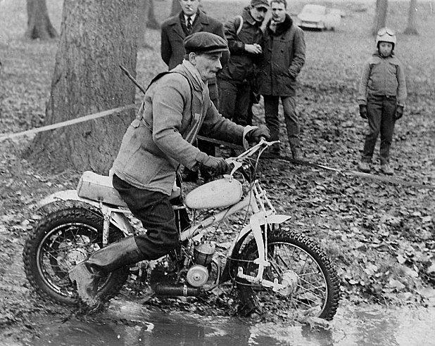 Old school trial | Motorbike Racing | Pinterest | Schools ...
