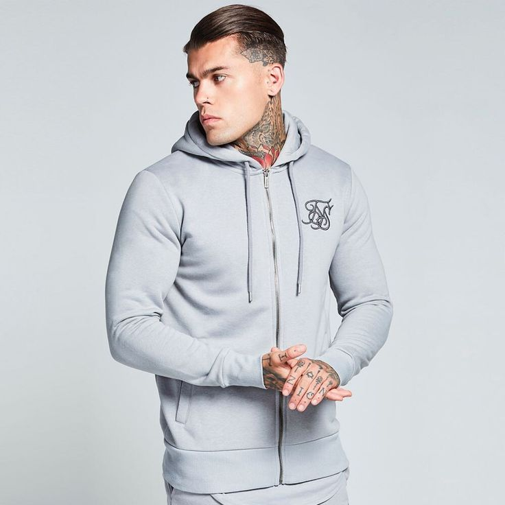 The SikSilk Mid Charcoal Grey Tracksuit is available exclusively at www.siksilk.com and at @urbanceleb www.urbancelebrity.com #siksilk #followthemovement #stephenjames #urbancelebrity