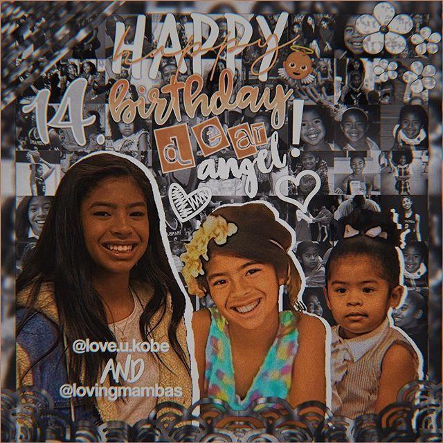 Gigi Bryant Birthday Day