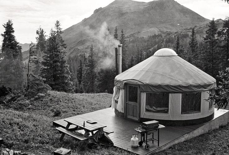 Envisaging my yurt abode on Waiheke