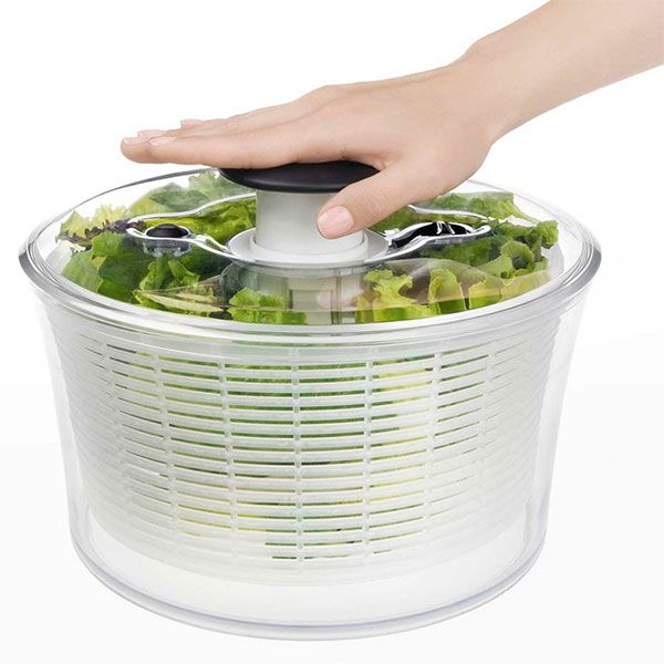 Must-have registry item: OXO Good Grips Salad Spinner
