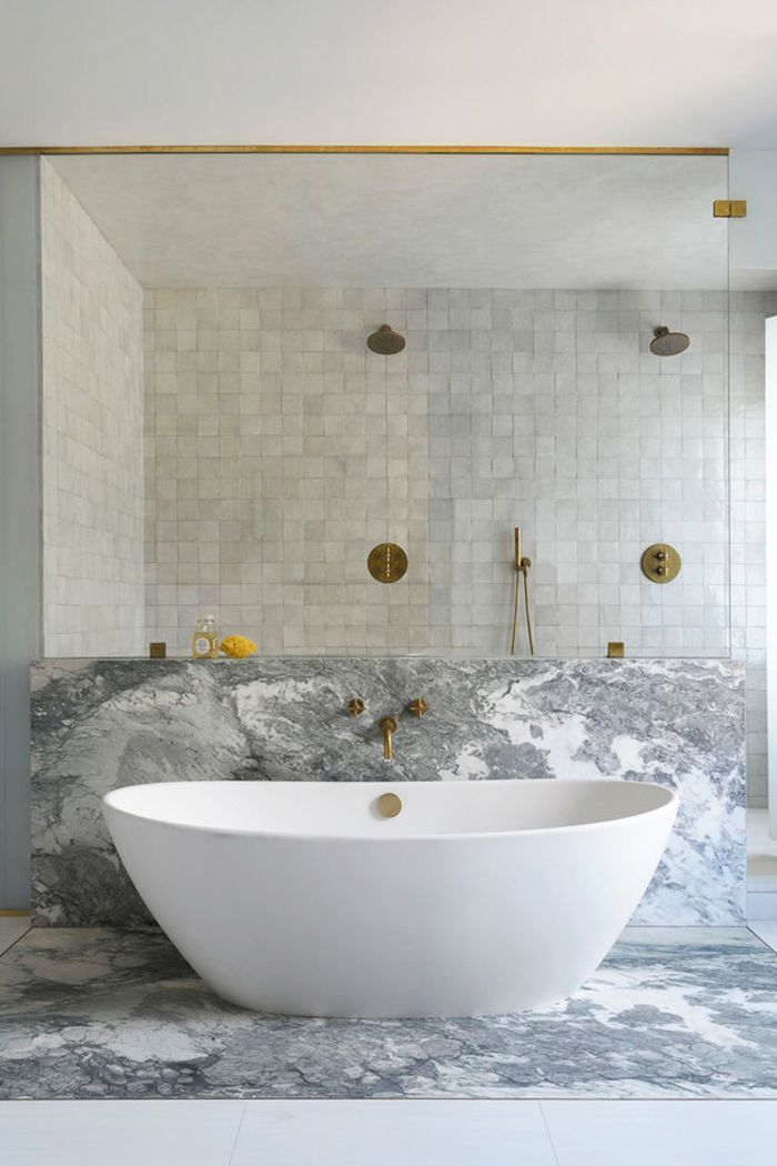 Seeking Bliss 16 Spa Bathrooms So Perfect You Ll Never Want To Leave Home Spa Like Bathroom Simple Bathroom Bathroom Spa