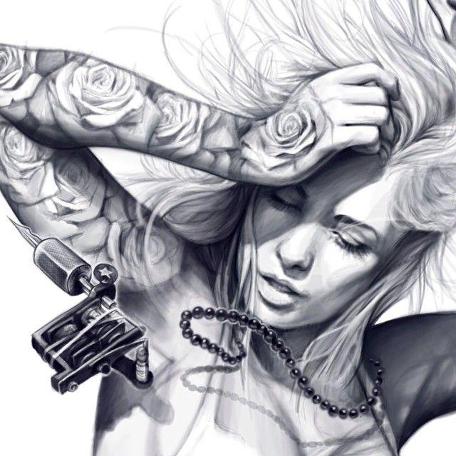 391834a66e0f4c97206d429d13f63c45  Sketch Tattoo Inkjpg