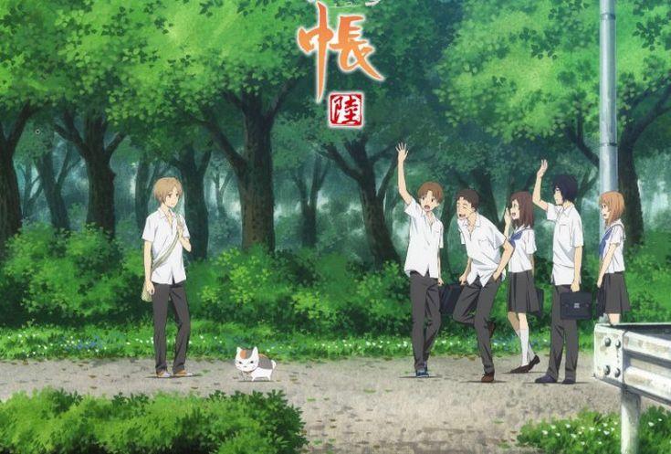 Download Anime Natsume Yuujinchou Season 6 Subtitle Indonesia Batch - http://drivenime.com/natsume-yuujinchou-season-6-subtitle-indonesia-batch/   Genres: #Drama, #Fantasy, #Shoujo, #SliceOfLife, #Supernatural   Natsume Yuujinchou Roku Sinopsis Seri ke enam dari Natsume Yuujinchou, yang menceritakan asam manis kehidupan seorang anak laki-laki yang dapat menlihat hal yang sama dengan neneknya, hal yang tak dapat dilihat orang biasa. Bersama dengan siluman kucing yang mi