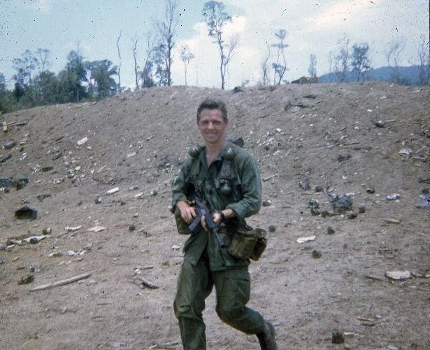 Sgt David Gilmer, RT-Texas, CCC in 1969 http://www.macvsog.cc/images/SgtDavidGilmer.jpg